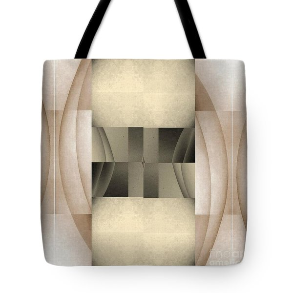 Woman Image Seven Tote Bag