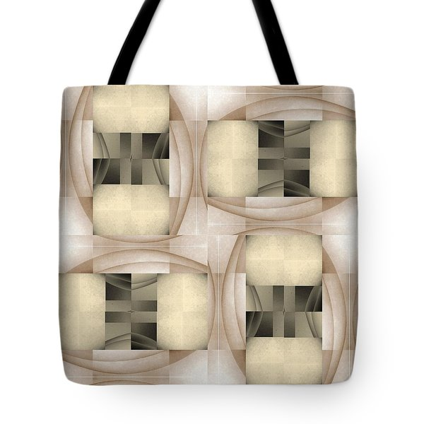 Woman Image Six Tote Bag