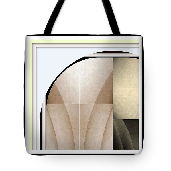 Woman Image Two Tote Bag