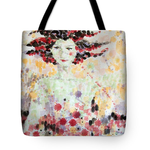 Woman Of Glory Tote Bag