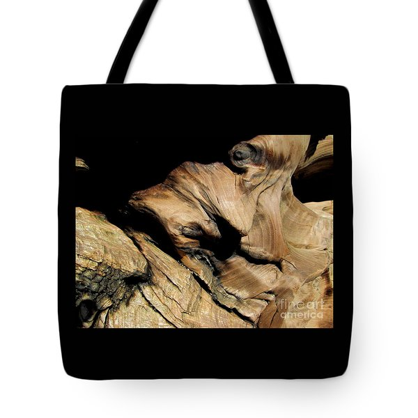 Old Woman Of The Woods Tote Bag