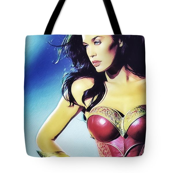 Womanition Tote Bag