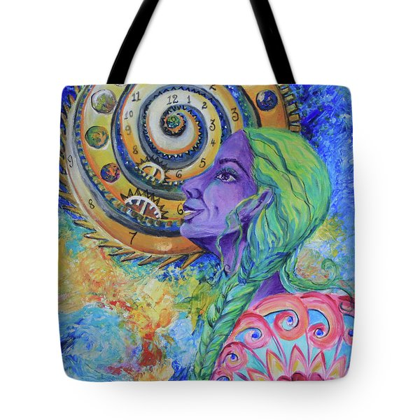 Women Of The Future Tote Bag