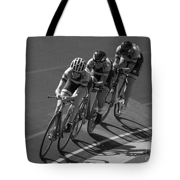 Women's Team Pursuit Tote Bag