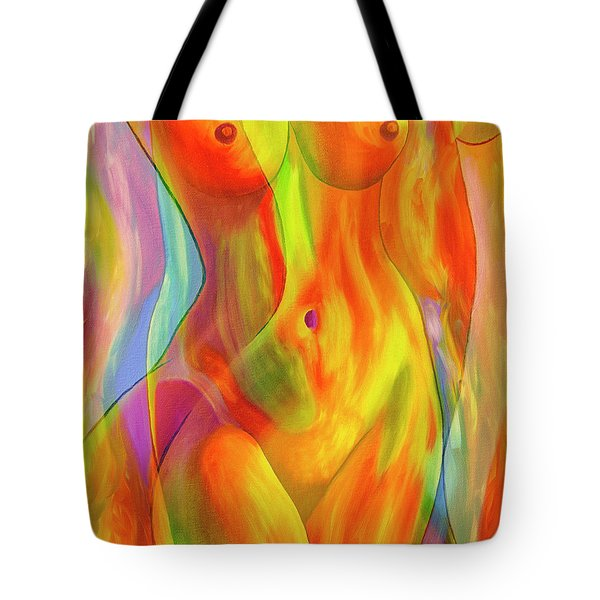 Women's Shapes Tote Bag