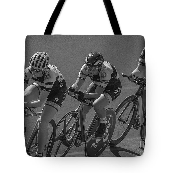 Women's Team Competition Tote Bag