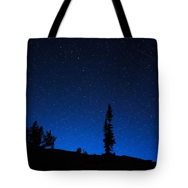Tote Bag featuring the photograph Wonder In Wyoming by Serge Skiba