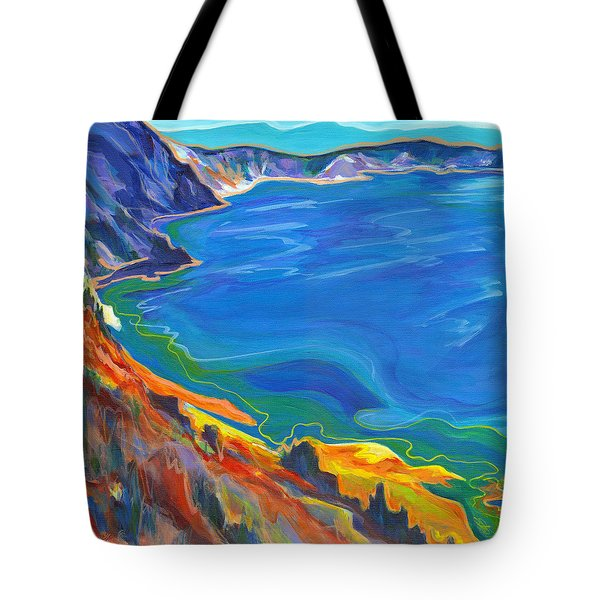 Wonder Lake  Tote Bag