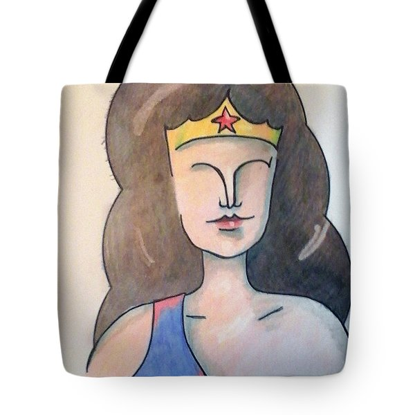 Wonder Tote Bag