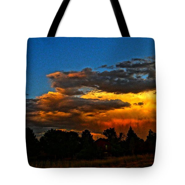 Tote Bag featuring the photograph Wonder Walk by Eric Dee