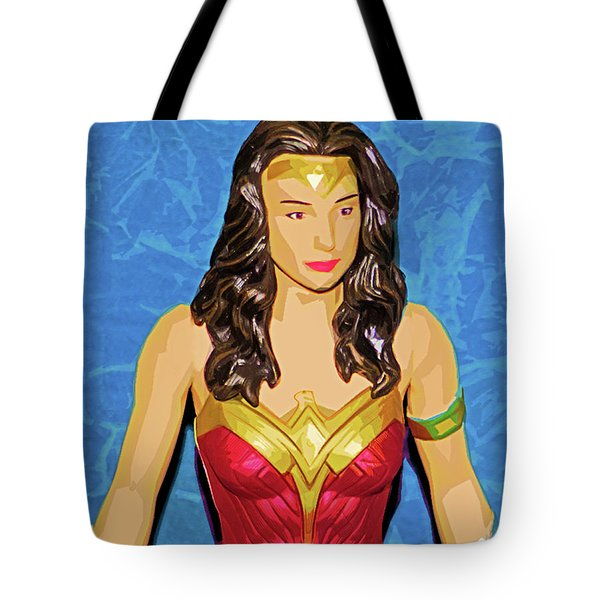Wonder Woman Art Digital Art By David Stasiak