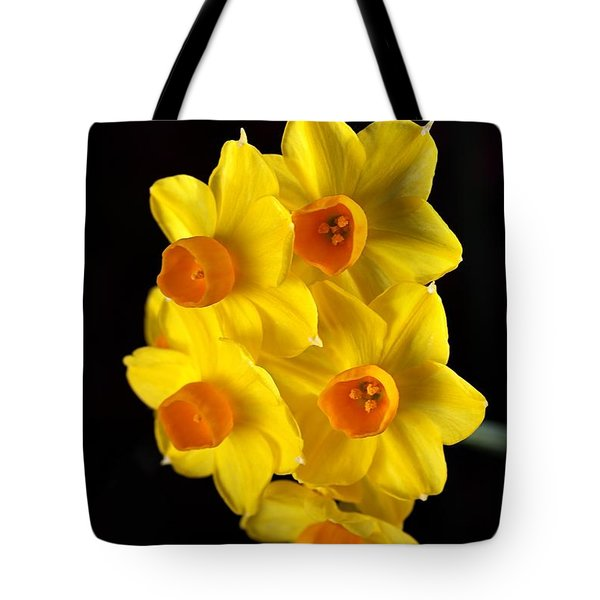 Wonderful Jonquils Tote Bag