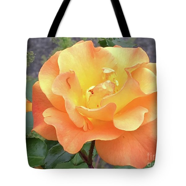 Wonderful Rose Tote Bag
