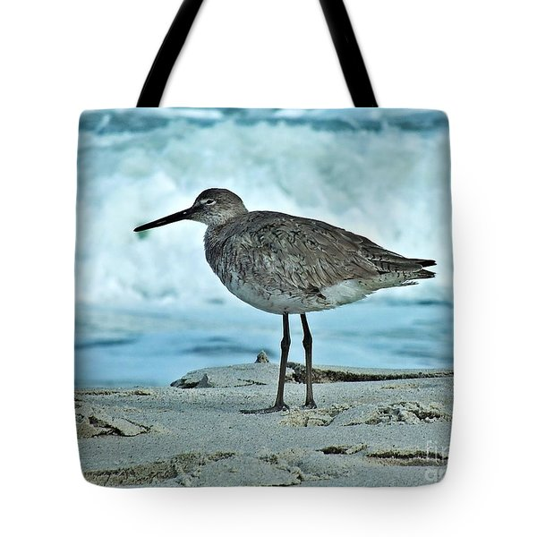 Wonderful Willet  Tote Bag