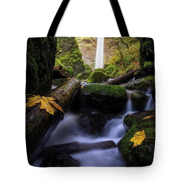 Wonderland In The Gorge Tote Bag