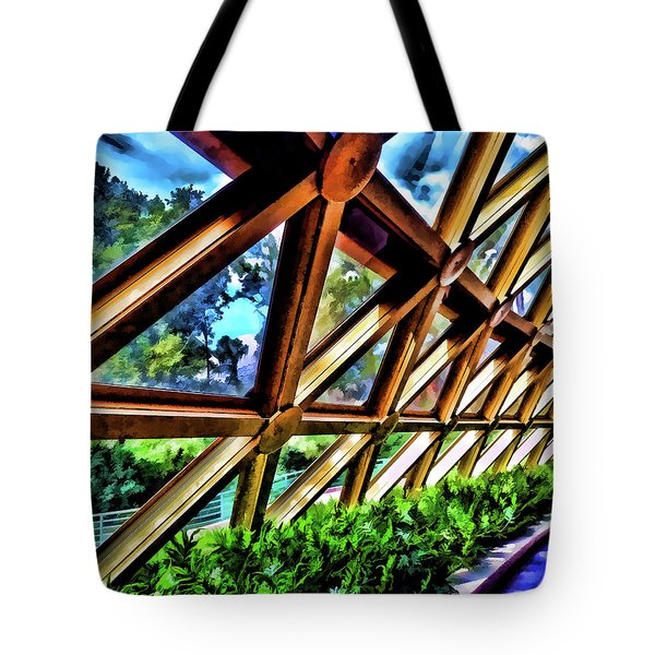 Wonders Of Life Tote Bag