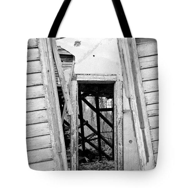 Wonderwall Tote Bag