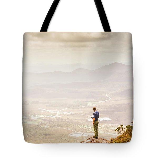 Wondrous Western Tasmania Tote Bag