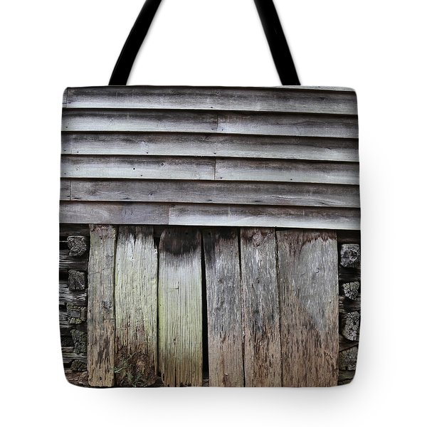 Wood Tote Bag