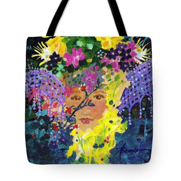 Wood Nymph  Tote Bag