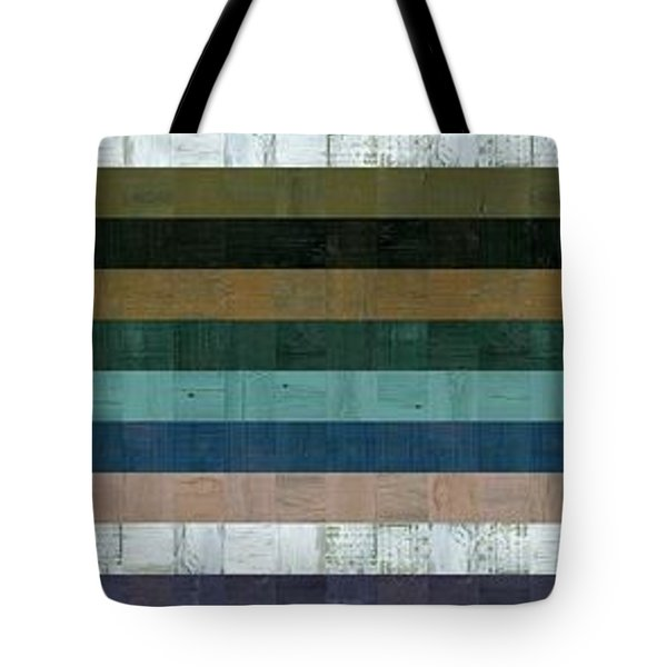 Wooden Abstract Xl Tote Bag