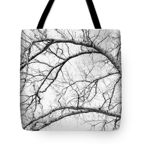 Wooden Arteries Tote Bag