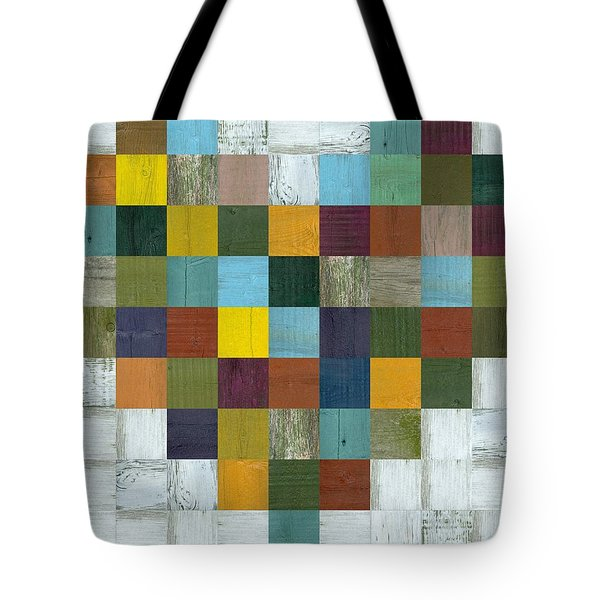 Tote Bag featuring the digital art Wooden Heart by Michelle Calkins