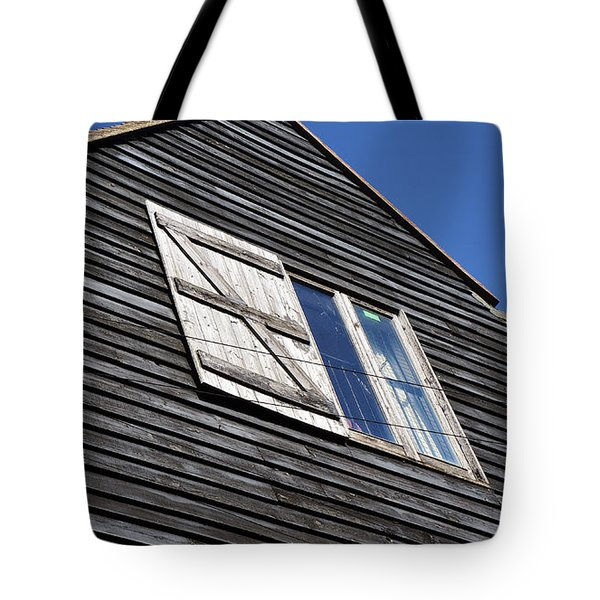 Wooden Tote Bag