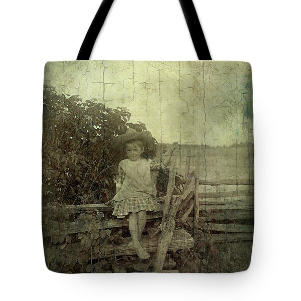 Wooden Throne Tote Bag