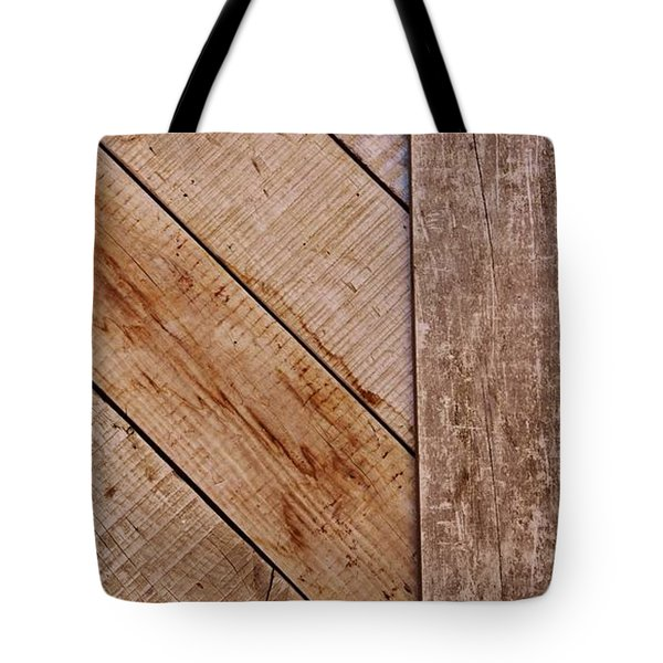 Tote Bag featuring the photograph Wooden Window Shutters by Werner Lehmann