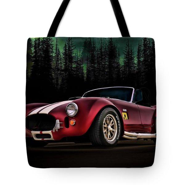 Woodland Cobra Tote Bag