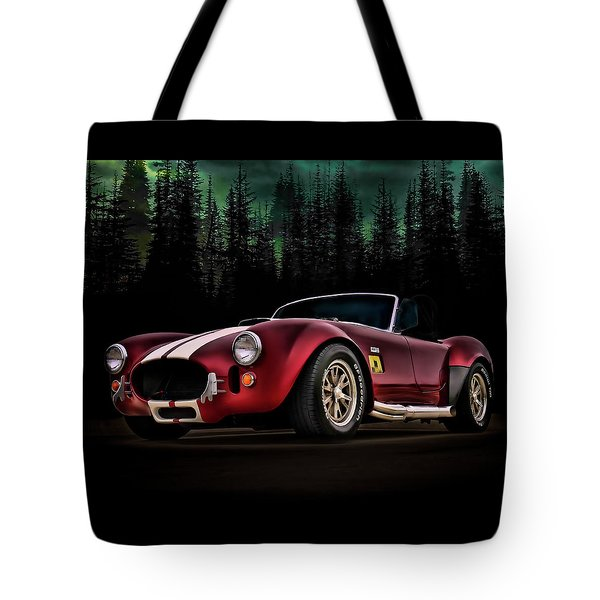 Woodland Cobra Tote Bag