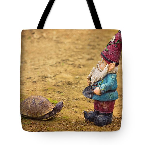 Woodland Creatures Tote Bag