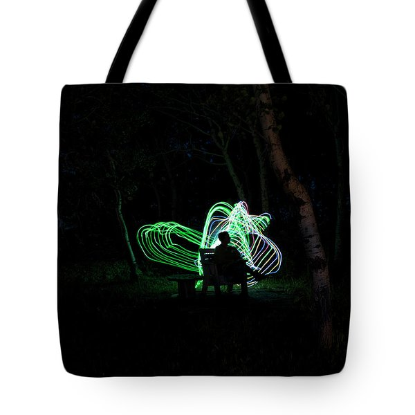 Woodland Fairies Tote Bag by Ellery Russell