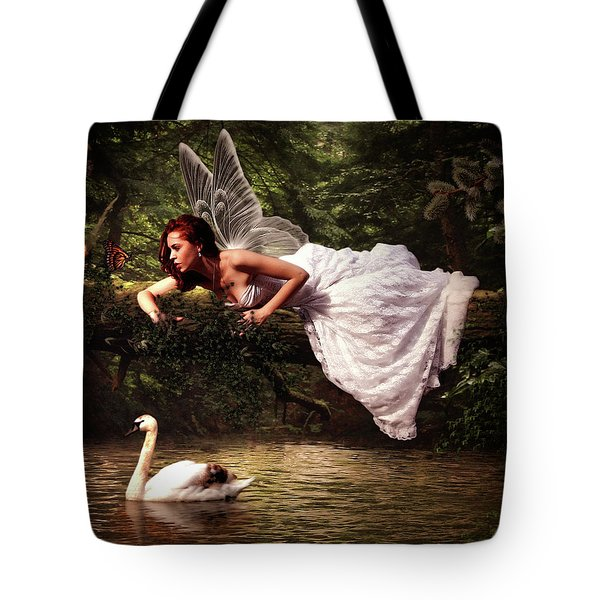 Woodland Fairy 02 Tote Bag