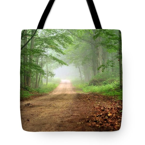 Woodland Journey Tote Bag