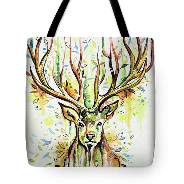 Woodland Magic Tote Bag