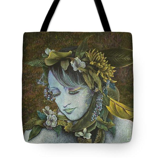Woodland Nymph Tote Bag