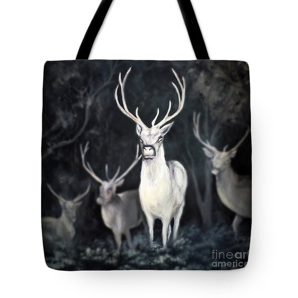 Woodland Spirits Tote Bag