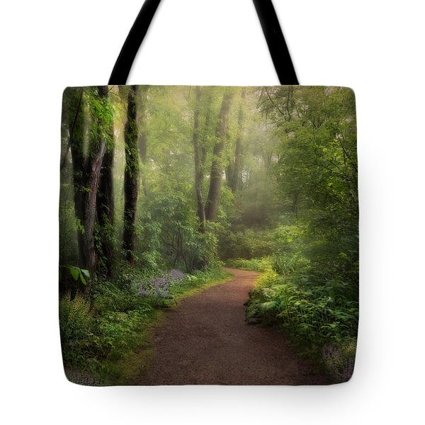 A New Spring Tote Bag