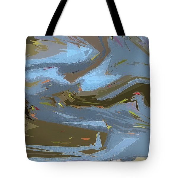 Woodland Stream Tote Bag