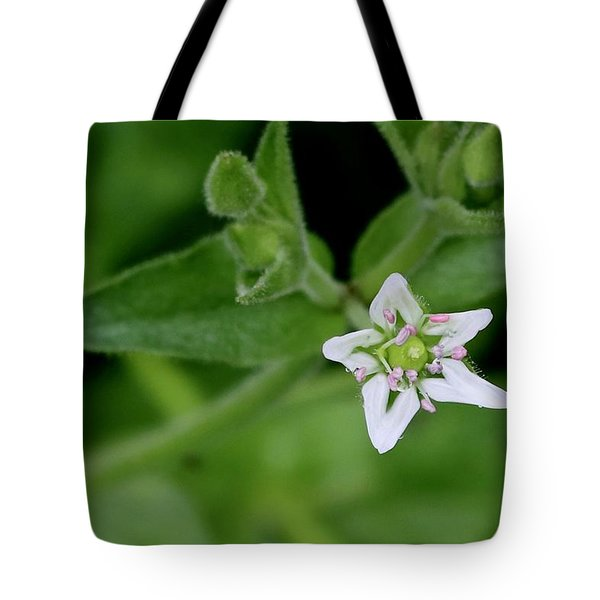 Woodland Wildflower Tote Bag