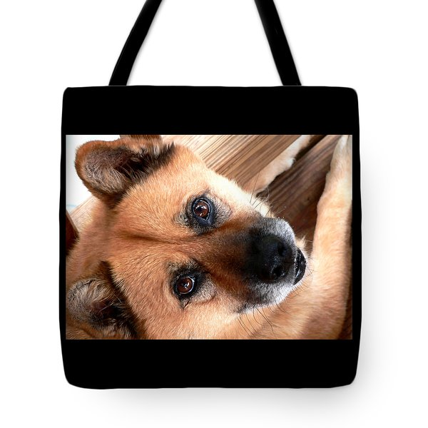Woodrow Wooten Tote Bag