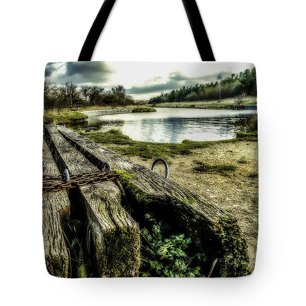 Woodside Tote Bag