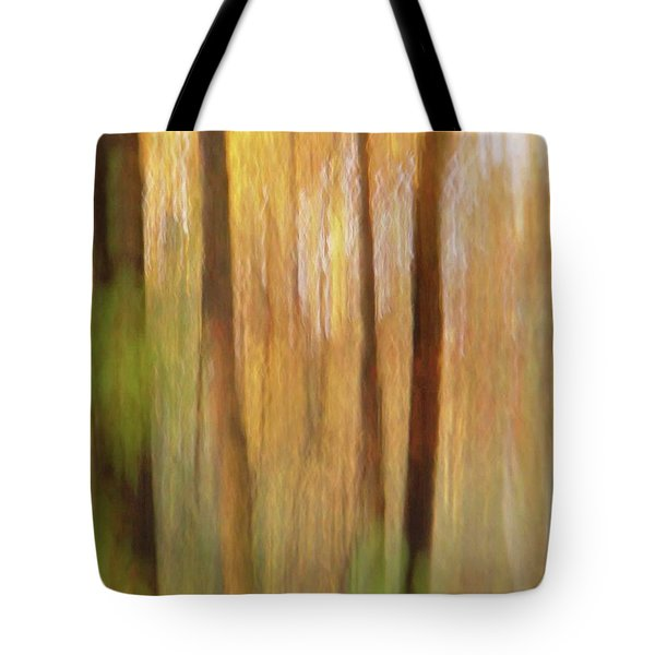 Woodsy Tote Bag by Bernhart Hochleitner