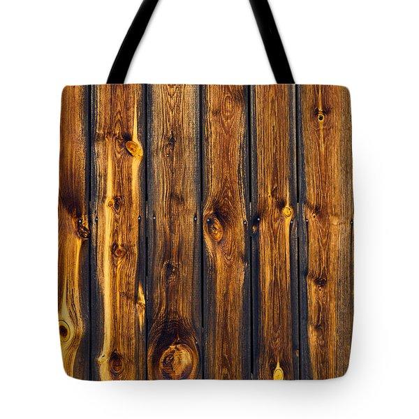 Woody Tiger Tote Bag
