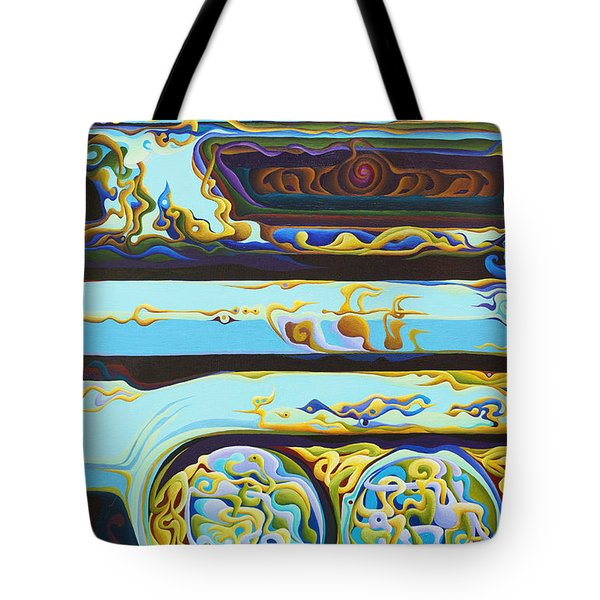 Woohooxidaisical Corrustination Tote Bag