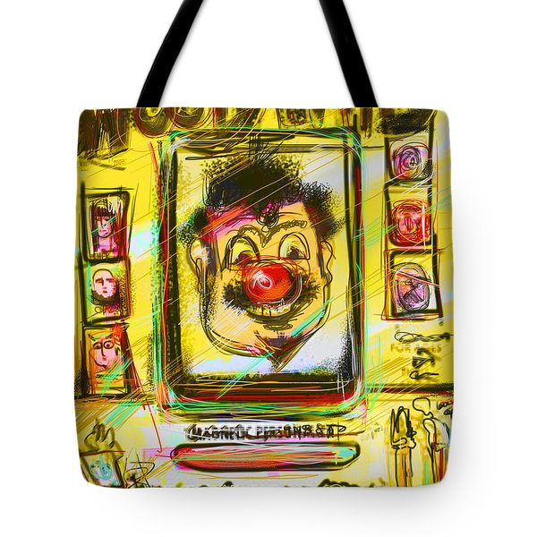 Wooly Willy Tote Bag