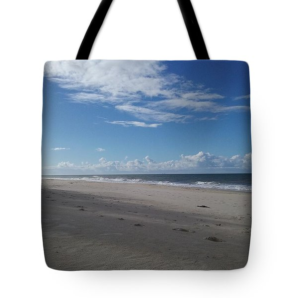 Woorim Beach Tote Bag