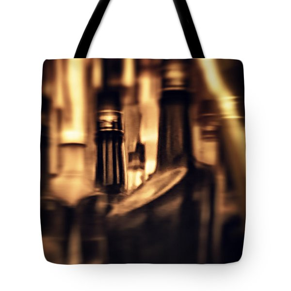 Woozy Tote Bag by Rajiv Chopra